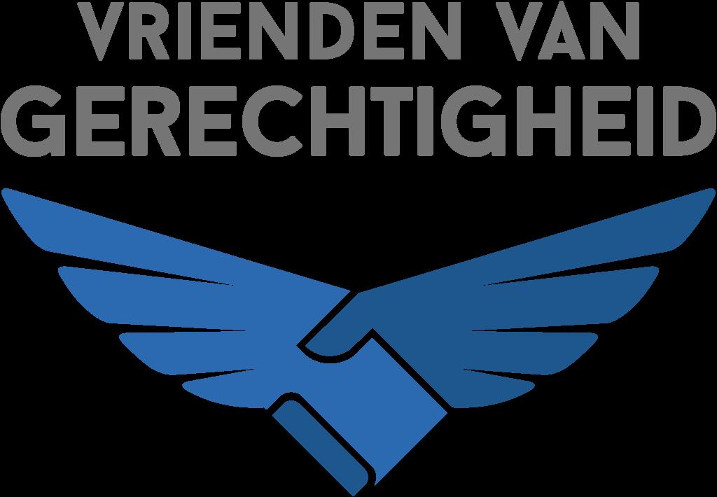 Vrienden van Gerechtigheid logo